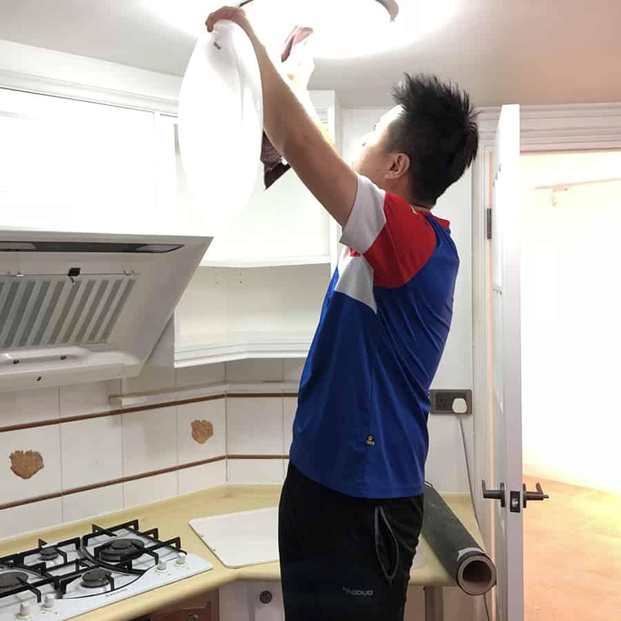 廚房深層清潔消毒服務