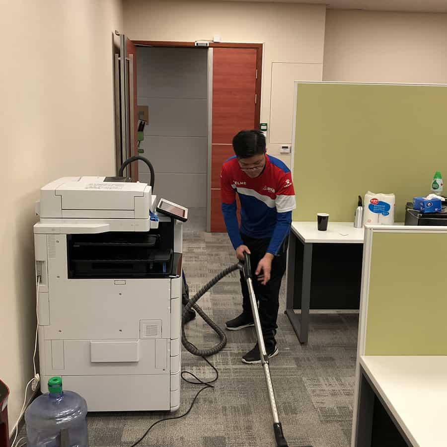 辦公室清潔服務