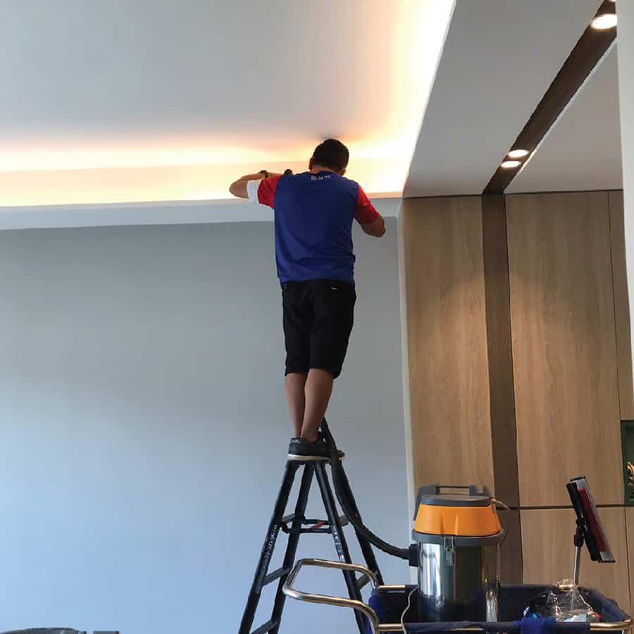 燈糟清潔/裝修後清潔公司