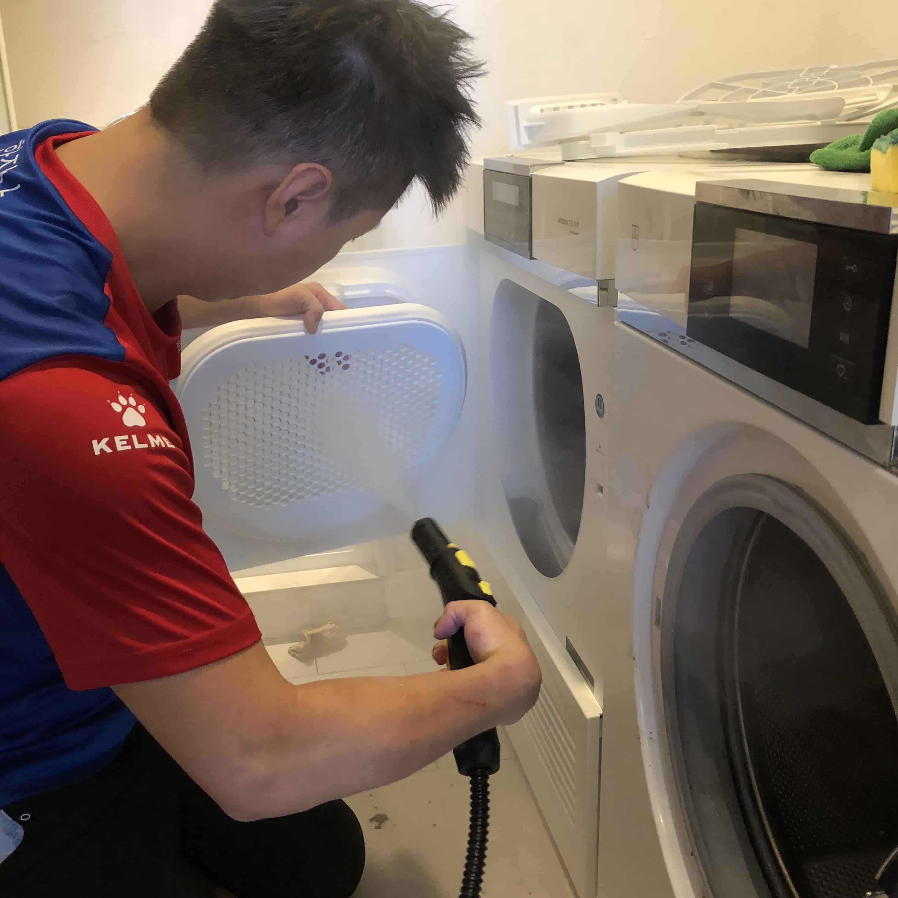 租屋清潔/清洗洗衣機