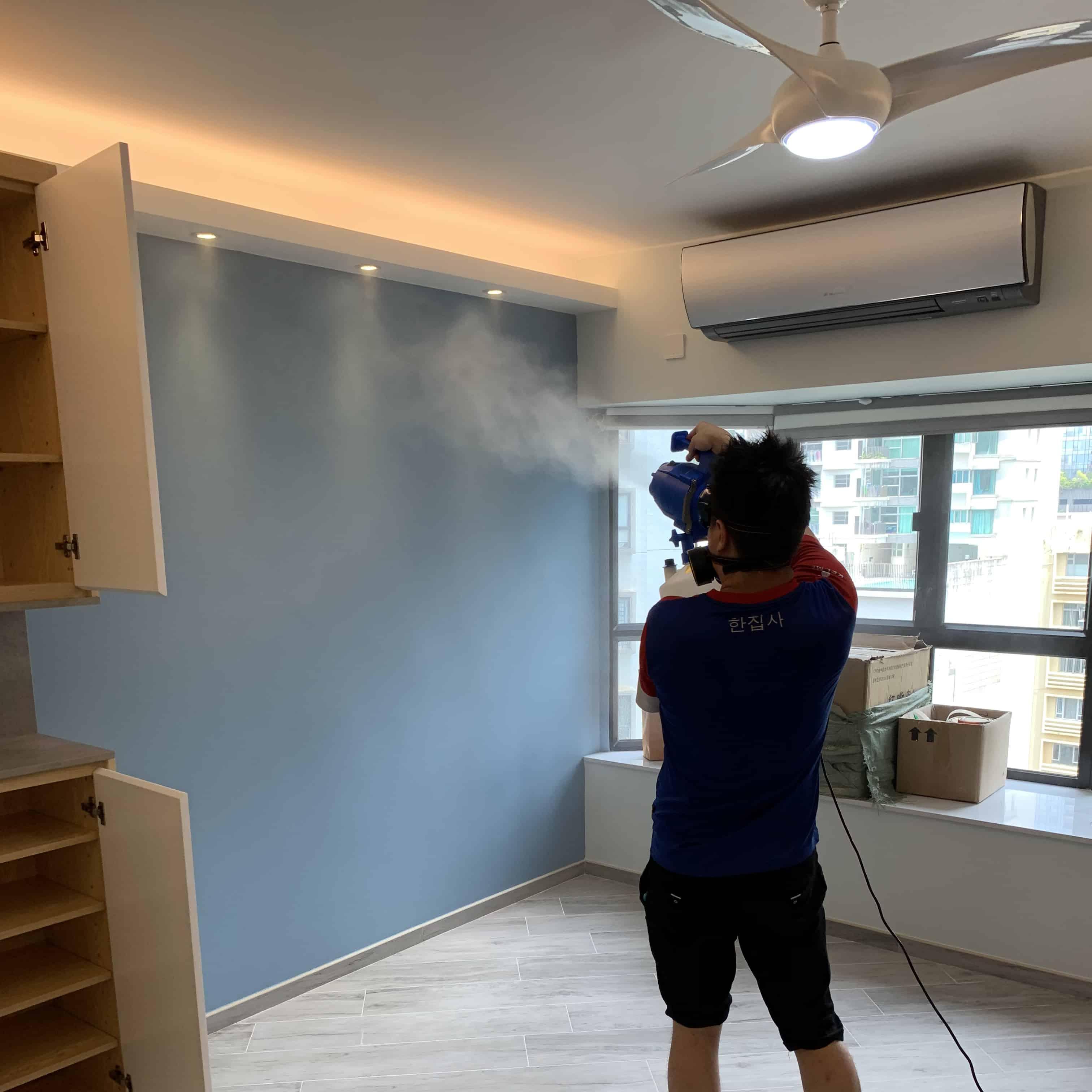 滅蟲服務/空氣焗霧