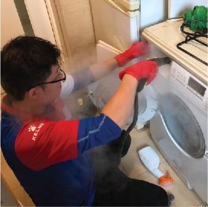 上門清洗洗衣機/ 洗衣機清潔