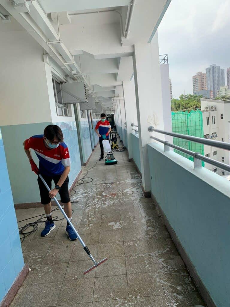 【學校清潔】|復課前準備