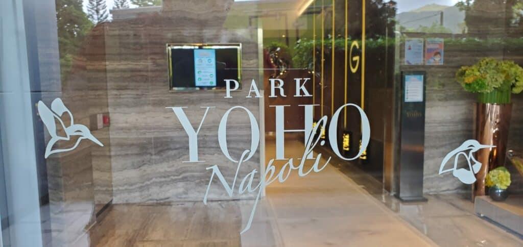 【裝修後清潔】|【除甲醛服務】|【滅蟲服務】|【洗冷氣服務】| Park Yoho Napoli