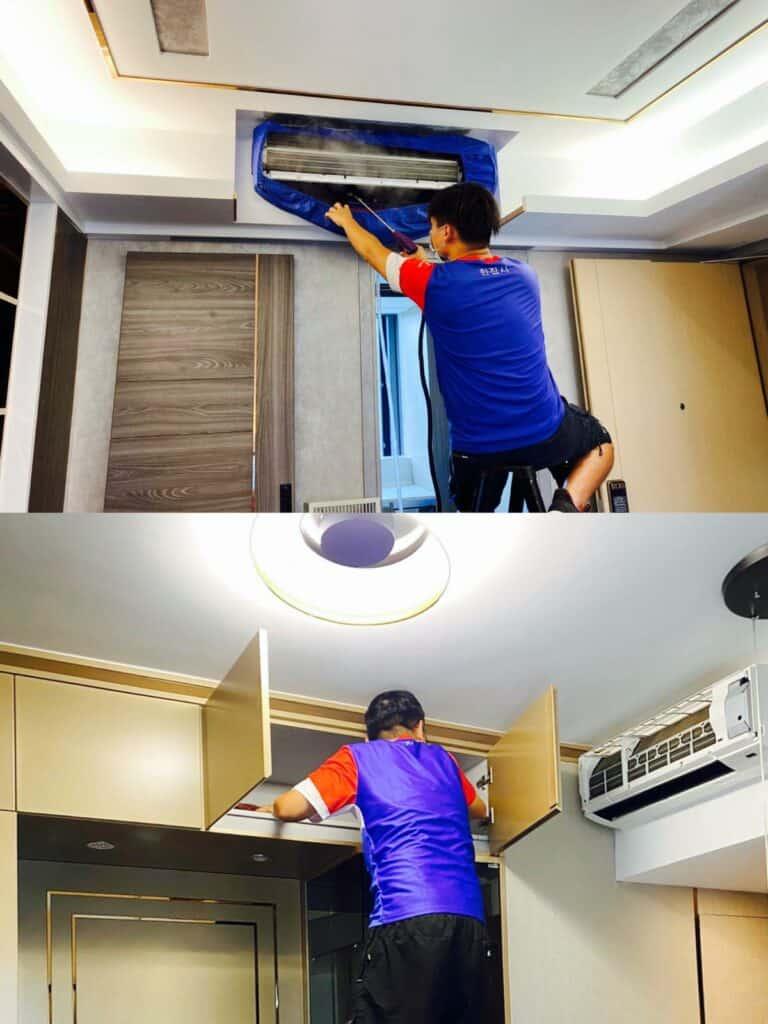 【裝修後清潔】|【除甲醛服務】|【洗冷氣服務】|【洗洗衣機服務】| 天鑽